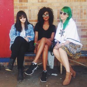 Girls club hangover party with @panachebooking / : @jonobernstein