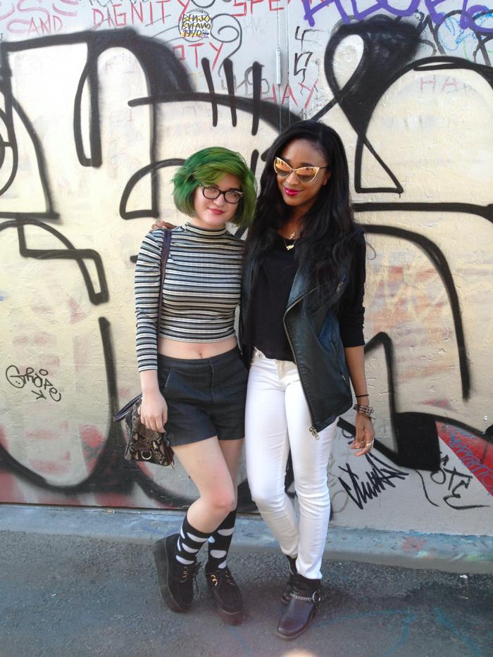 Arabelle Sicardi & Ria Michelle