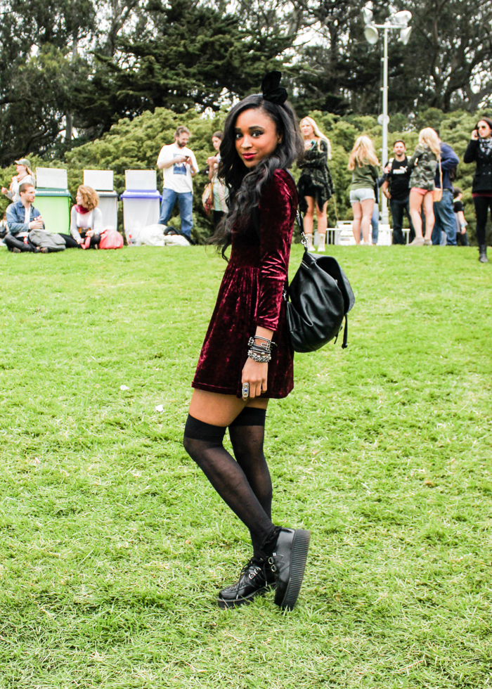 What to Wear to OutsideLands-