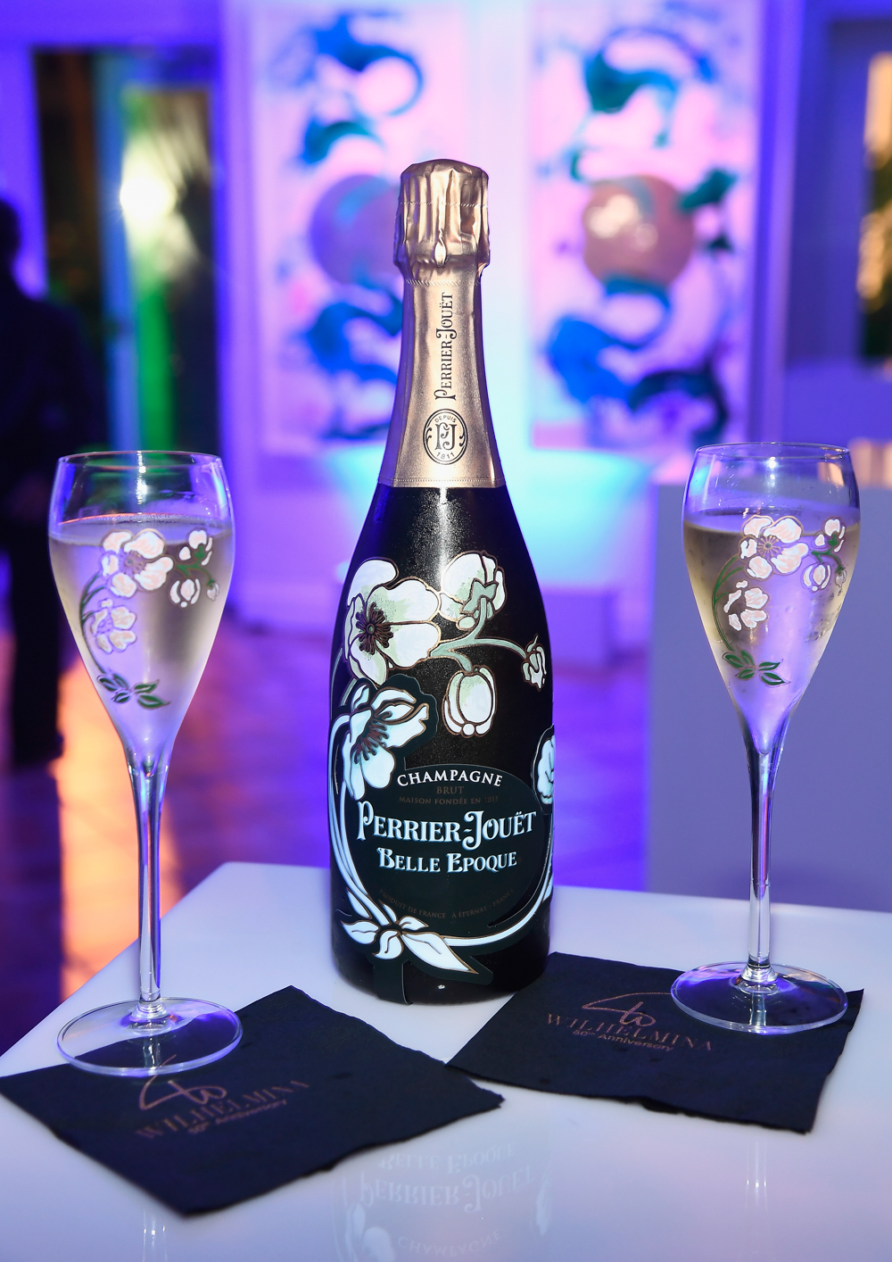 L'Eden By Perrier-Jouet Cocktail Party In Celebration Of Wilhelmina