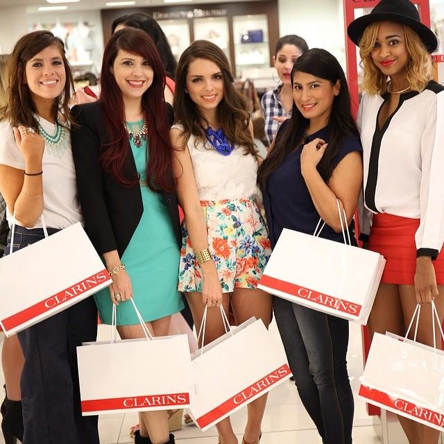 Clarins-Miami-Beauty-Bloggers