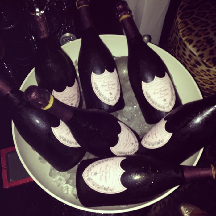Dubai-Cavalli-Club-Dom-Perignon-Champagne