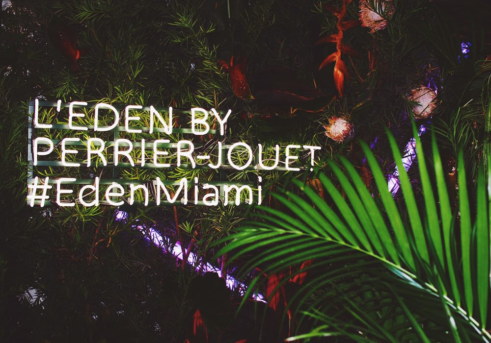 L'Eden By Perrier-Jouet Cocktail Party