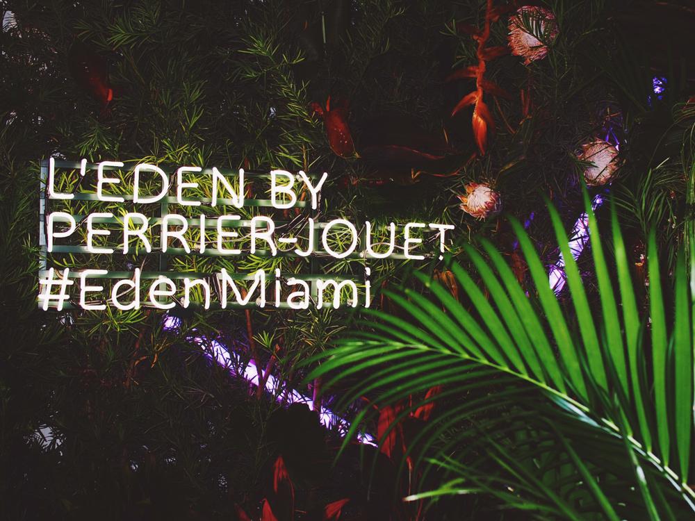 Perrier-Jouët's L'Eden