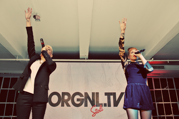 Nina Sky ORGNLTV