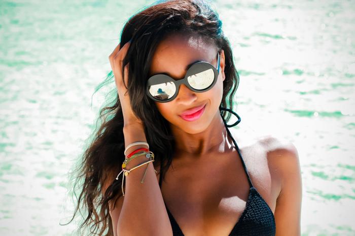 Fashion Blogger Maldives