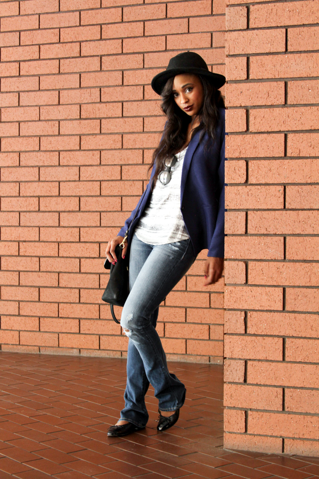 Abercrombie Boot Cut Jeans