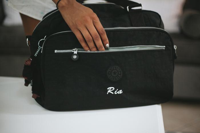 Kipling-Monogram-Bag