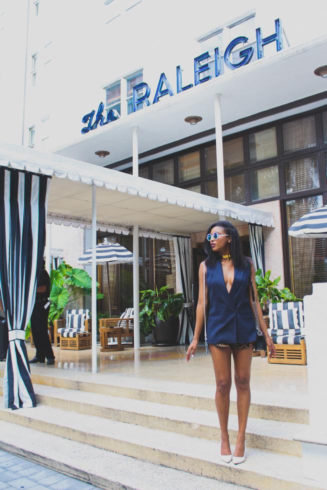 Ria Michelle MBFWSwim Miami Fashion Blogger Streetstyle Photography by Ryan Chua-The-Raleigh-Hotel-Miami