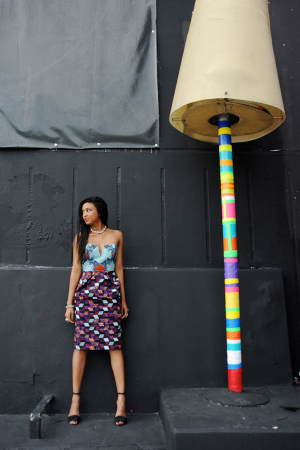 Ashanti Brazil Dress