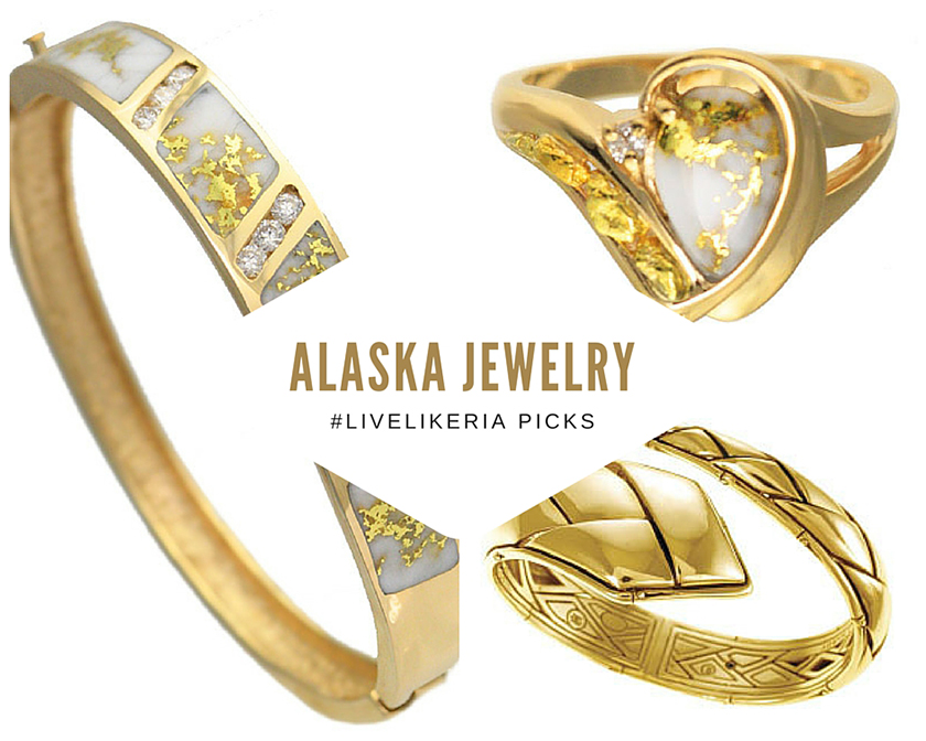 Bling Blinging Alaska Jewelry Ria Michelle
