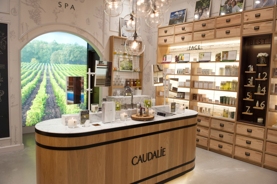 caudalie boutique spa ria michelle