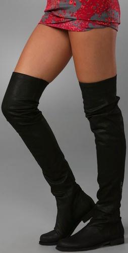 flat boot $816
