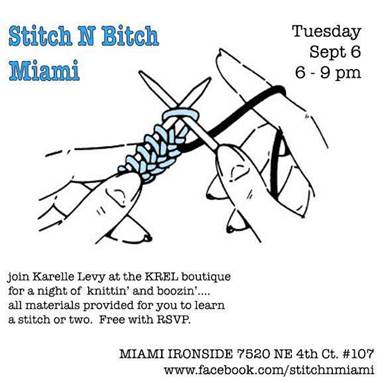 Stitch n Bitch Miami