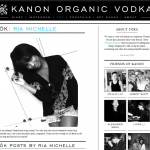 I'm a Kanon Organic Vodka FÖK – Friend of Kanon