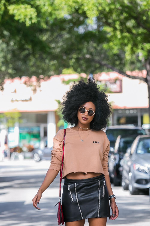 mason-by-michelle-mason-leather-skirt