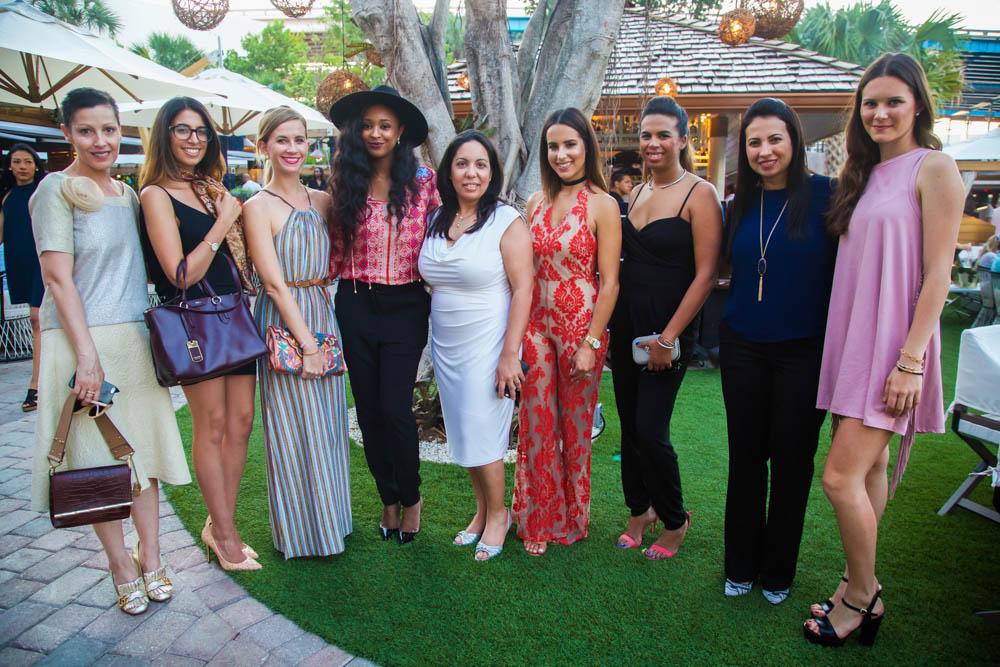 miami children's health foundation influencer dinner